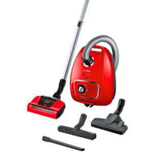 Bosch støvsuger - Serie 4 ProAnimal - BGLS4PET270 - Rød