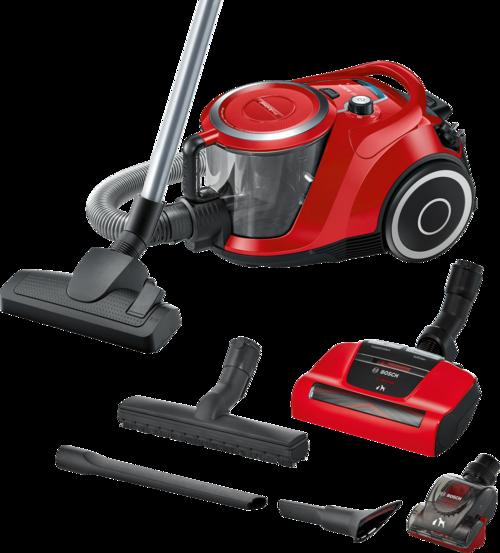 Bosch BGS41PET1 Pro Animal Støvsuger - Rød