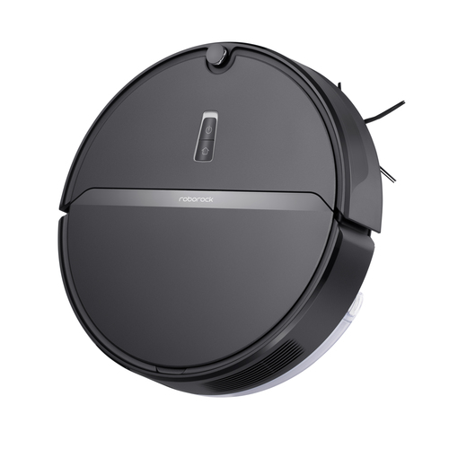 Roborock E4 Black Robotstøvsuger - Sort