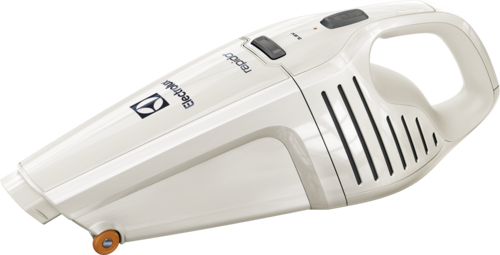 Electrolux Rapido 3,6v Håndstøvsuger - Hvid